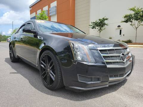 2009 Cadillac CTS for sale at ELAN AUTOMOTIVE GROUP in Buford GA