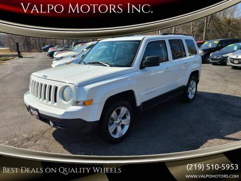 2015 Jeep Patriot for sale at Valpo Motors Inc. in Valparaiso IN