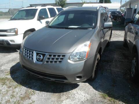 2009 Nissan Rogue for sale at Morelock Motors INC in Maryville TN