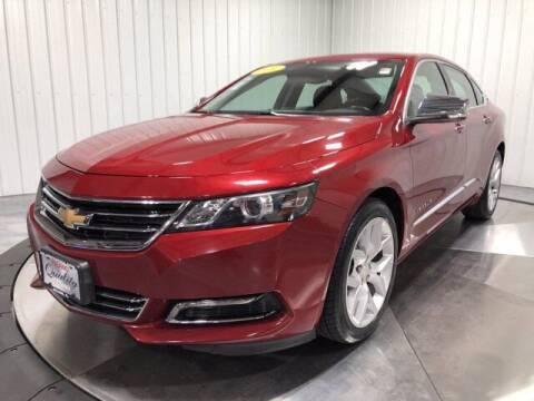 2014 Chevrolet Impala for sale at HILAND TOYOTA in Moline IL