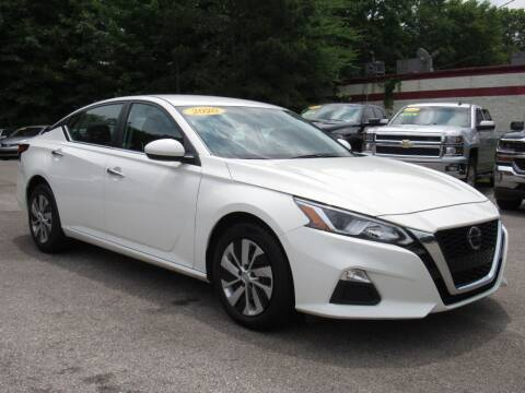 2020 Nissan Altima for sale at Discount Auto Sales in Pell City AL