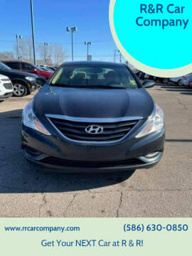 2013 Hyundai Sonata for sale at R&R Car Company in Mount Clemens MI