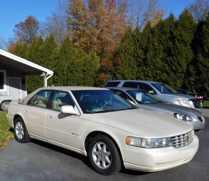 2002 Cadillac Seville for sale at CARS II in Brookfield OH