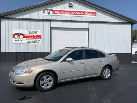 2008 Chevrolet Impala for sale at Highway 9 Auto Sales - Visit us at usnine.com in Ponca NE