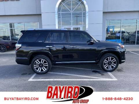 2016 Toyota 4Runner for sale at Bayird Truck Center in Paragould AR