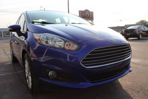 2014 Ford Fiesta for sale at B & B Car Co Inc. in Clinton Twp MI