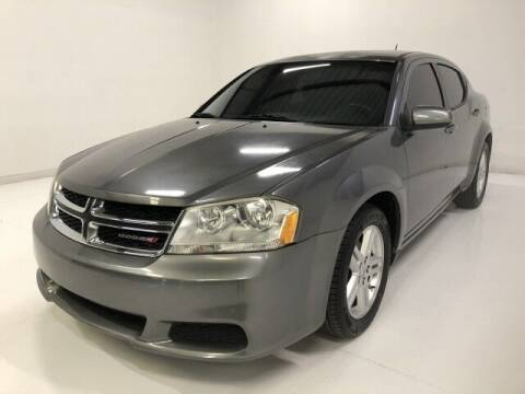 2012 Dodge Avenger for sale at Curry's Cars Powered by Autohouse - AUTO HOUSE PHOENIX in Peoria AZ