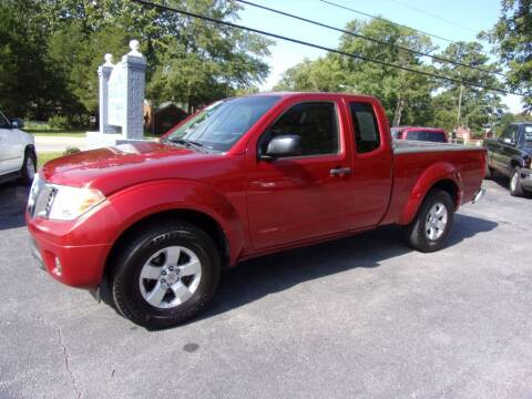 2012 Nissan Frontier for sale at Good To Go Auto Sales in Mcdonough GA
