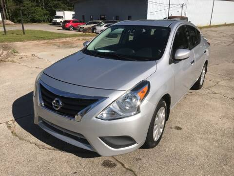 2015 Nissan Versa for sale at Elite Motor Brokers in Austell GA