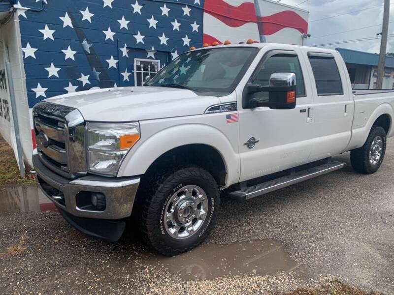 2013 Ford F-250 Super Duty for sale at The Truck Lot LLC in Lakeland FL