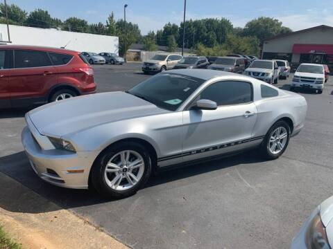 2014 Ford Mustang for sale at Auto Credit Xpress - Jonesboro in Jonesboro AR