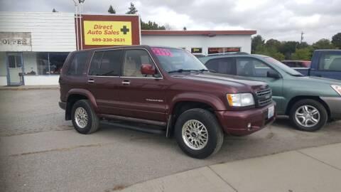 2000 Isuzu Trooper for sale at Direct Auto Sales+ in Spokane Valley WA