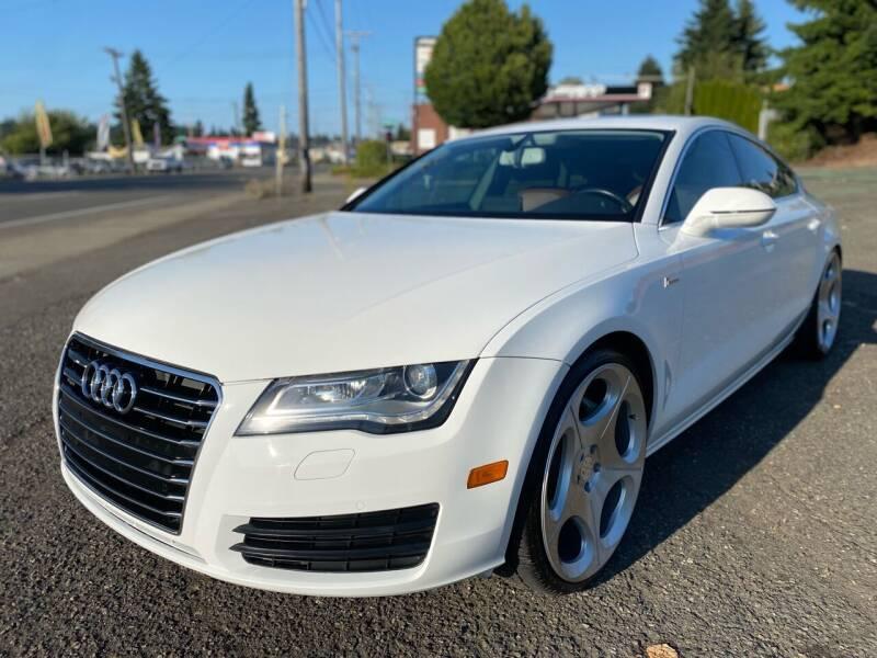 2012 Audi A7 for sale at South Tacoma Motors Inc in Tacoma WA