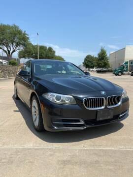 2014 BMW 5 Series for sale at Automotive Brokers Group in Plano TX