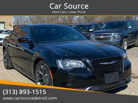 2016 Chrysler 300 for sale at Car Source in Detroit MI