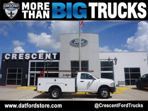 2018 RAM Ram Chassis 3500 for sale at Crescent Ford in Harahan LA