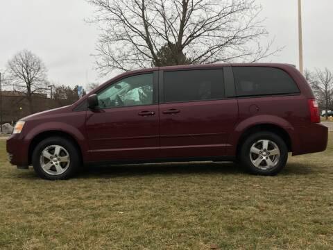 2009 Dodge Grand Caravan for sale at Motors Inc in Mason MI