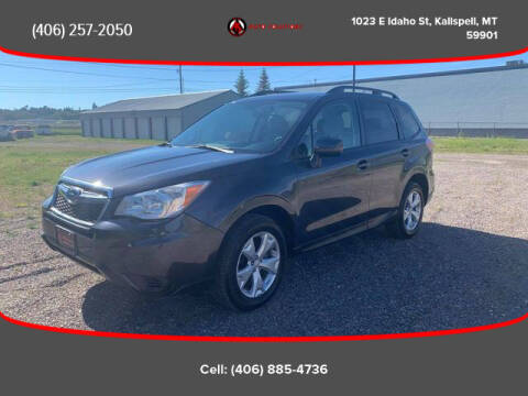 2015 Subaru Forester for sale at Auto Solutions in Kalispell MT