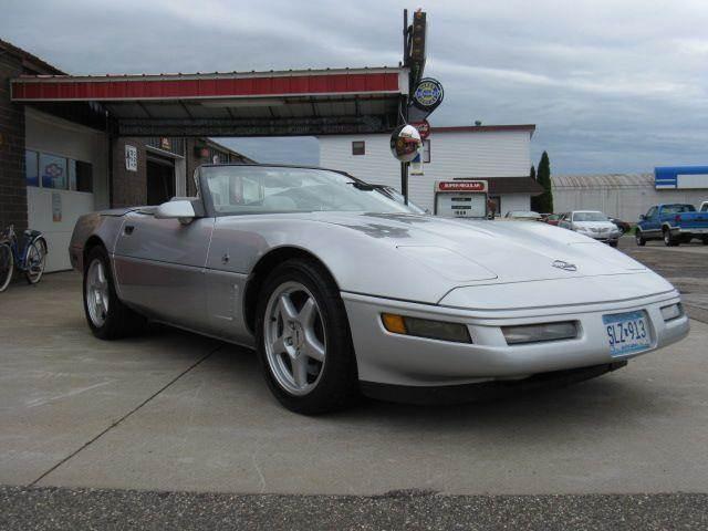 1996 Chevrolet Corvette for sale in Cambridge, MN