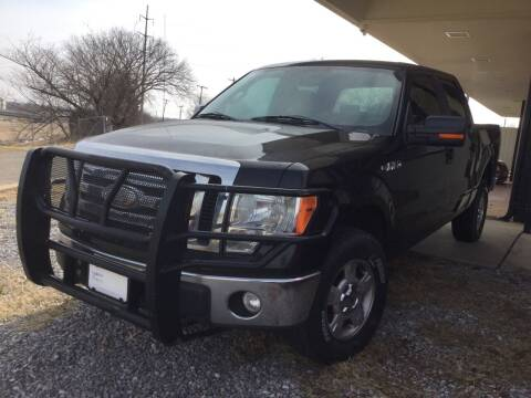 2009 Ford F-150 for sale at LOWEST PRICE AUTO SALES, LLC in Oklahoma City OK