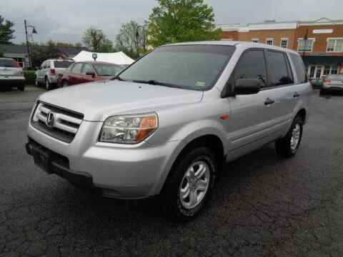 2007 Honda Pilot for sale at Purcellville Motors in Purcellville VA