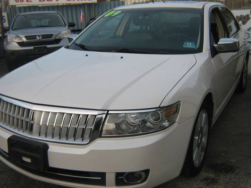2009 Lincoln MKZ for sale at JERRY'S AUTO SALES in Staten Island NY