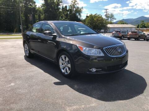 2013 Buick LaCrosse for sale at KNK AUTOMOTIVE in Erwin TN