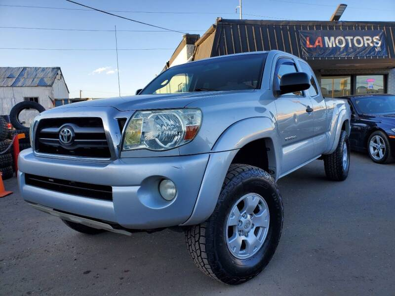 2005 Toyota Tacoma for sale at LA Motors LLC in Denver CO