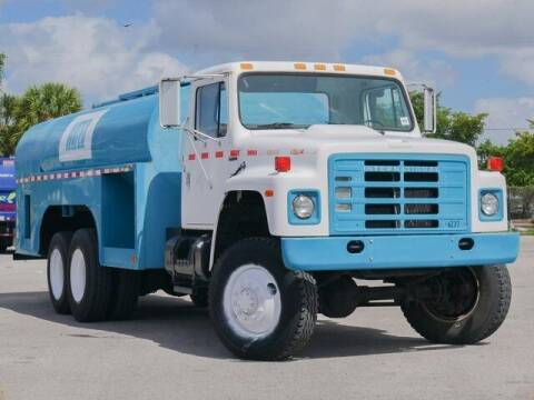 1986 International 1954 for sale at Jumbo Auto & Truck Plaza in Hollywood FL