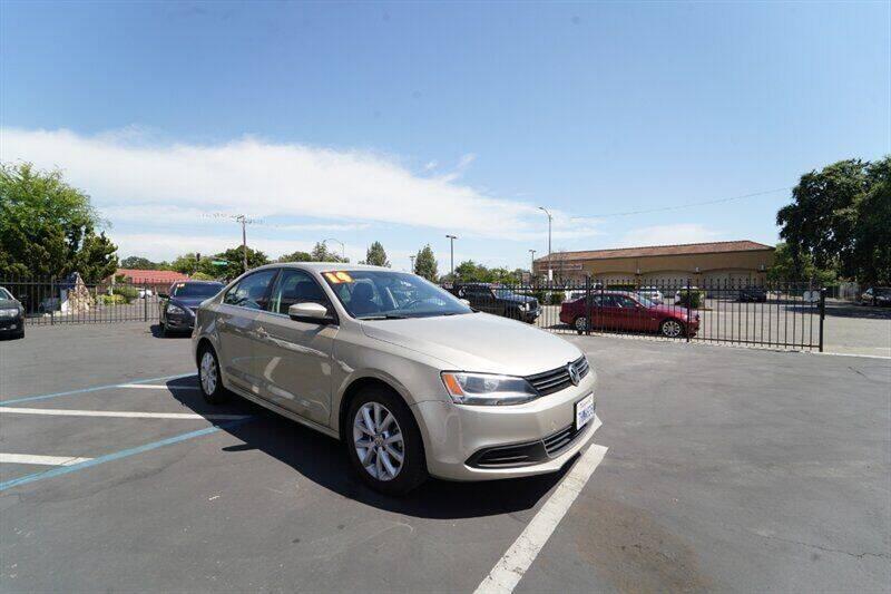 2014 Volkswagen Jetta for sale at Success Auto Sales & Service in Citrus Heights CA
