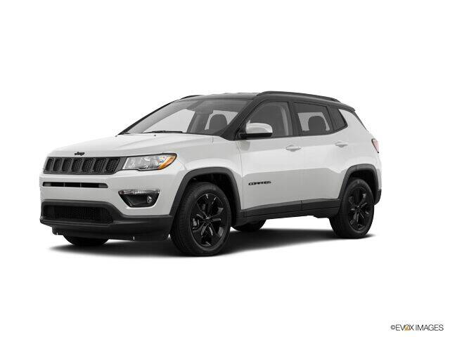 2019 Jeep Compass for sale at Ken Wilson Ford in Canton NC