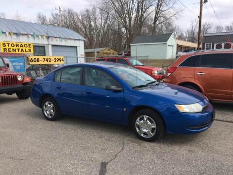 2004 Saturn Ion for sale at 51 Auto Sales Ltd in Portage WI