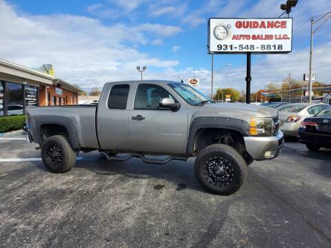 2008 Chevrolet Silverado 1500 for sale at Guidance Auto Sales LLC in Columbia TN