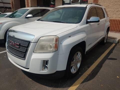 2010 GMC Terrain for sale at Sooner Automotive Sales & Service LLC in Peoria AZ