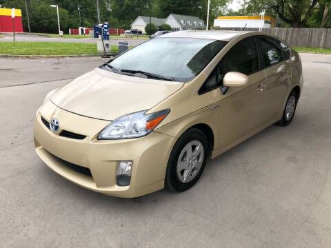 2010 Toyota Prius for sale at JE Auto Sales LLC in Indianapolis IN
