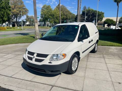 2005 Dodge Caravan for sale at Top Motors in San Jose CA
