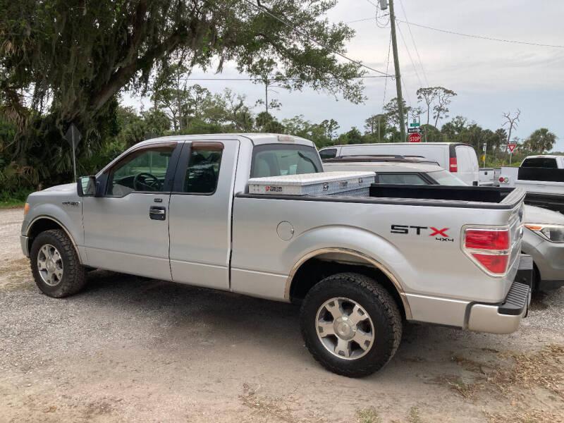 2010 Ford F-150 for sale at Harbor Oaks Auto Sales in Port Orange FL