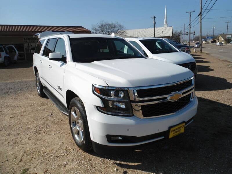2016 Chevrolet Suburban for sale at Dwight's Cars in Gatesville TX
