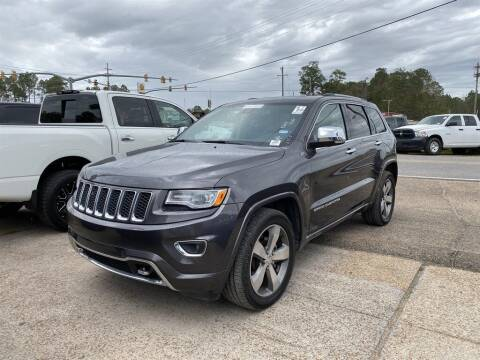 2016 Jeep Grand Cherokee for sale at Direct Auto in D'Iberville MS