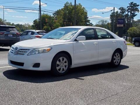 2011 Toyota Camry for sale at Gentry & Ware Motor Co. in Opelika AL