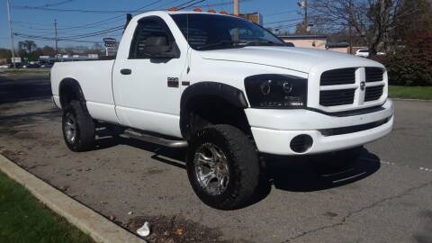 2008 Dodge Ram Pickup 2500 for sale at Jan Auto Sales LLC in Parsippany NJ
