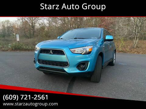 2014 Mitsubishi Outlander Sport for sale at Starz Auto Group in Delran NJ