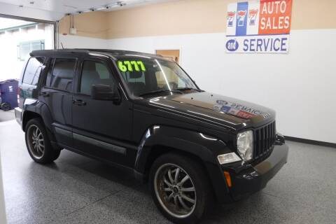 2010 Jeep Liberty for sale at 777 Auto Sales and Service in Tacoma WA