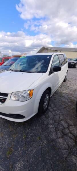 2012 Dodge Grand Caravan SE 4dr Mini-Van - South Chicago Heights IL