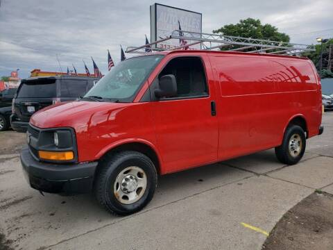 2006 Chevrolet Express Cargo for sale at Gus's Used Auto Sales in Detroit MI