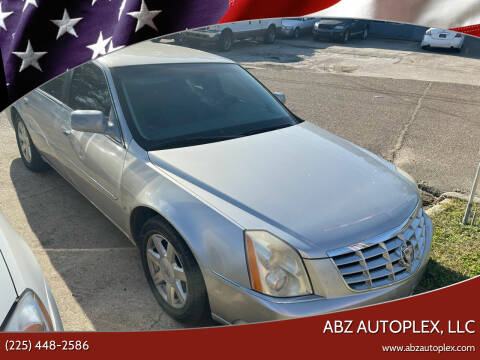 2007 Cadillac DTS for sale at ABZ Autoplex, LLC in Baton Rouge LA