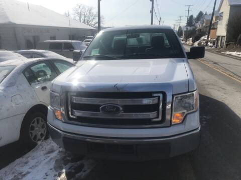 2014 Ford F-150 for sale at Stan's Auto Sales Inc in New Castle PA