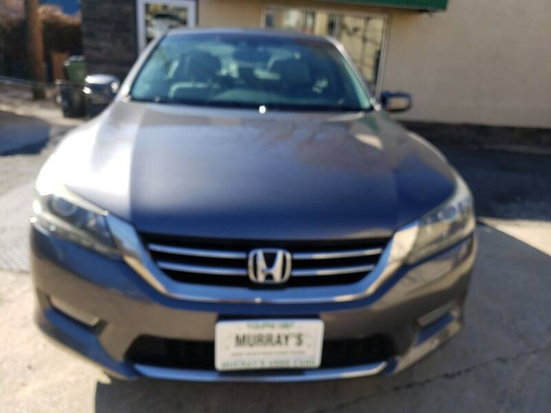 2013 Honda Accord for sale at Murrays Used Cars in Baltimore MD