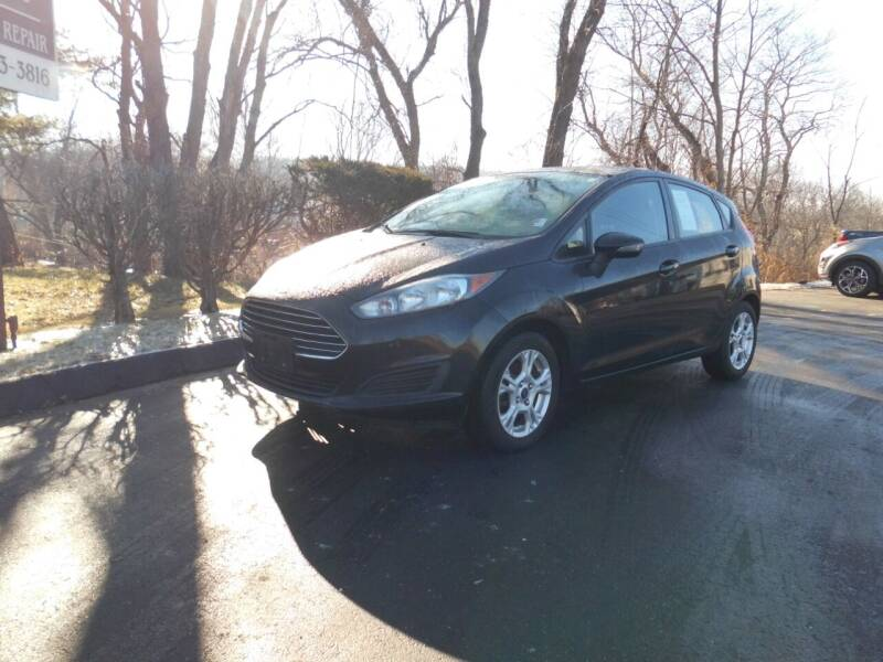 2014 Ford Fiesta for sale at ABC AUTO LLC in Willimantic CT