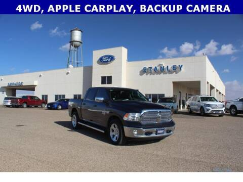 2019 RAM Ram Pickup 1500 Classic for sale at STANLEY FORD ANDREWS in Andrews TX
